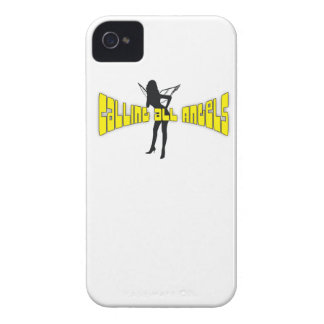 Blackberry -  Calling all Angels Case-Mate iPhone 4 Case