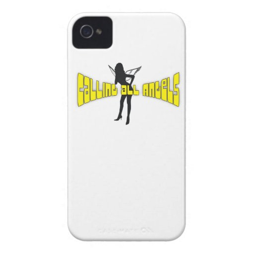 Blackberry -  Calling all Angels Blackberry Bold Case