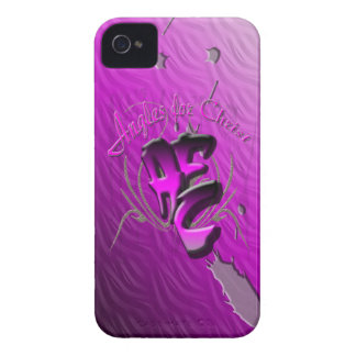 BlackBerry case, Angles for Christ. Case-Mate iPhone 4 Case