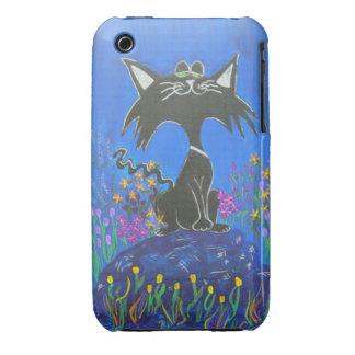 Blackberry Case- Kool Kitty Case-Mate iPhone 3 Case