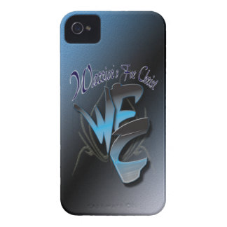 BlackBerry case, Warriors for Christ iPhone 4 Case