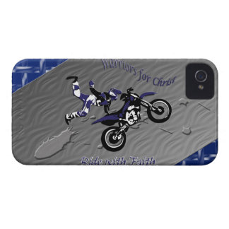 BlackBerry case, Warriors for Christ iPhone 4 Case-Mate Cases