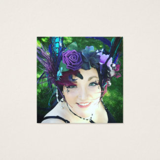 Blackberry Fairy Business Cards