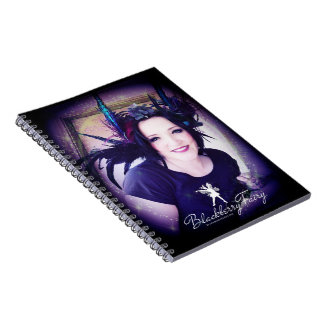 Blackberry Fairy Notebook
