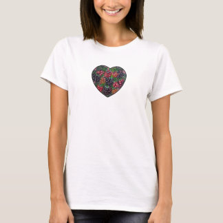 Blackberry Heart T-Shirt