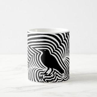 Blackbird 2 by KLM Morphing Mug