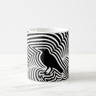 Blackbird 2 by KLM 11 Oz Magic Heat Color-Changing Coffee Mug