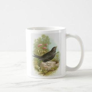 Blackbird Basic White Mug