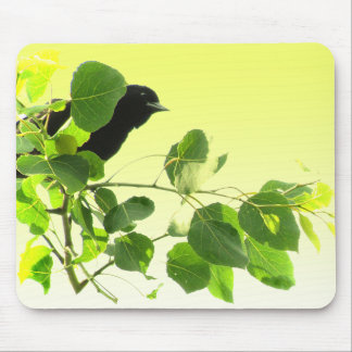 Blackbird Mouse Pad