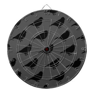 Blackbirds Dartboard