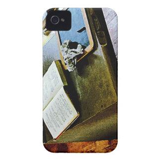 Blackboard and Book Case-Mate iPhone 4 Case