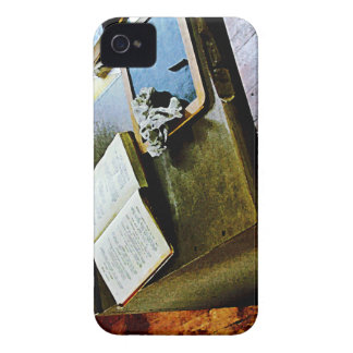 Blackboard and Book Case-Mate iPhone 4 Case