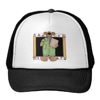 Blackboard Boy Bear Hat