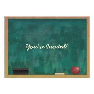 Blackboard Teacher Student Invitation
