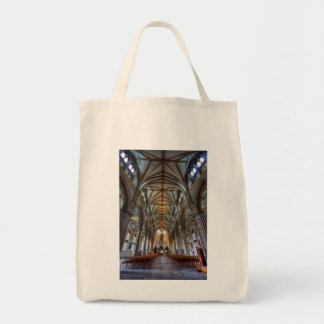 Blackburn Cathedral Grocery Tote Bag