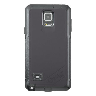 Blackened Pearl Gray Color OtterBox Samsung Note 4 Case