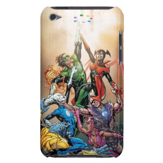 Blackest Night Cover iPod Touch Case