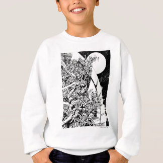 Blackest Night Group and Moon 2 Sweatshirt