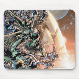 Blackest Night Group and Moon Mouse Pad