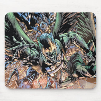 Blackest Night Group Painting - Color Mouse Pad