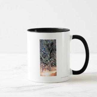 Blackest Night Group Painting - Color Mug