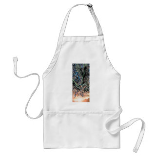Blackest Night Group Painting - Color Standard Apron