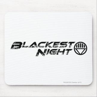 Blackest Night Logo Mouse Pad
