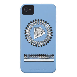 Blackfeet Nation Flag iPhone 4 Case