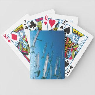 Blackfin Barracuda Bicycle Playing Cards