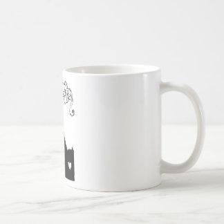 Blackfoot Basic White Mug