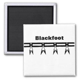Blackfoot Design Refrigerator Magnets
