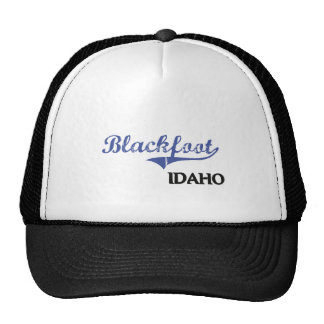 Blackfoot Idaho City Classic Mesh Hat