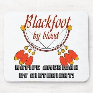 Blackfoot Mouse Pad
