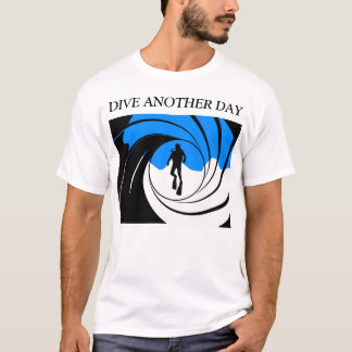 BlackHammer - Dive Another Day Light T-Shirt