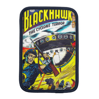 Blackhawk comic books iPad mini sleeve