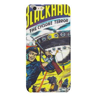 Blackhawk comic books iPhone 6 plus case