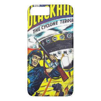 Blackhawk comic books iPhone 8 plus/7 plus case