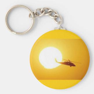 BLACKHAWK SUNSET KEY RING