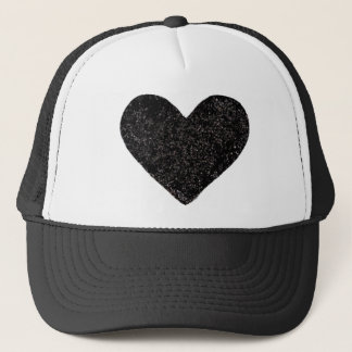 BlackHeart Trucker Hat