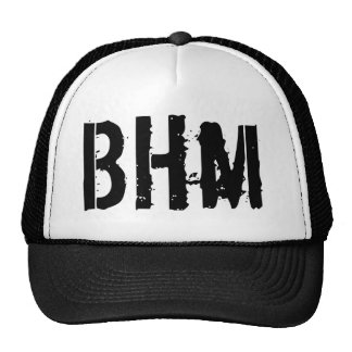 BlackHoodie Cap