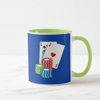 Blackjack - 21 mug