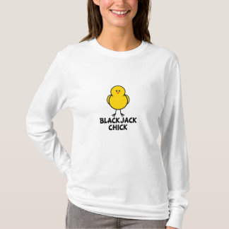 Blackjack Chick T-Shirt