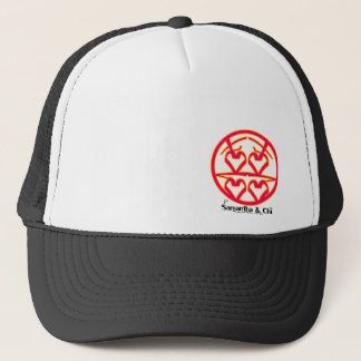 Blacklist FC - Samantha and Chi Trucker Cap