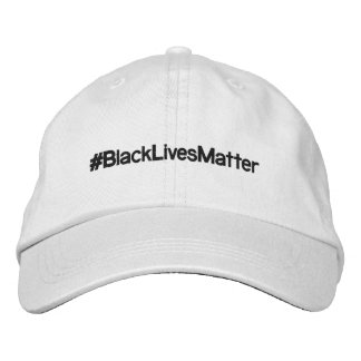 #BlackLivesMatter Adjustable Hat Baseball Cap