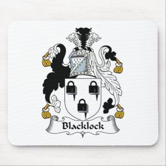 Blacklock Family Crest Mouse Mat