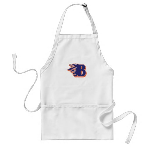Blackman Blaze Youth Football and Cheerleading Aprons