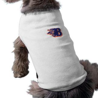 Blackman Blaze Youth Football and Cheerleading Sleeveless Dog Shirt
