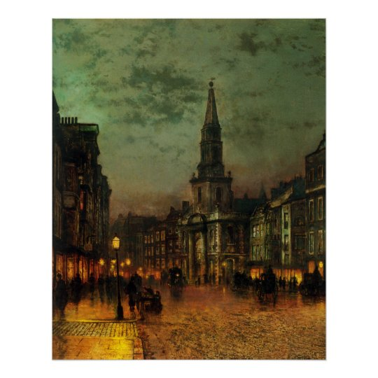 Blackman Street, London Poster