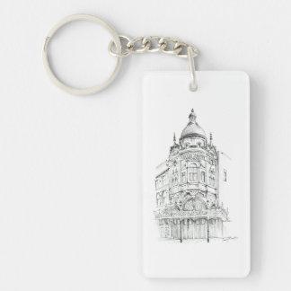 Blackpool Grand Theatre Key Ring