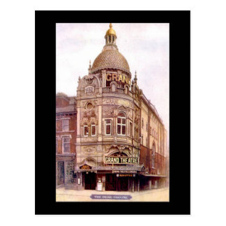 Blackpool, Grand Theatre Postcard